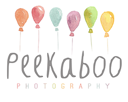 Sneak Peek-a-boo! logo